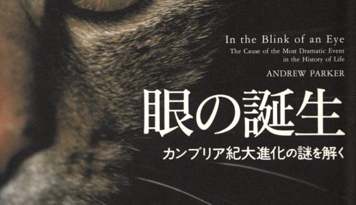 【書評】『眼の誕生』は生命の進化と神秘を感じさせる名著だった