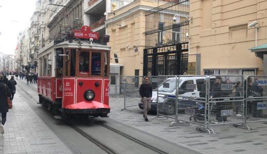 【旅行体験記】イスタンブール新市街を1日で巡る!一人旅のためのおすすめスポットについて【効率よく旅行する】