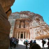 【旅行体験記】ヨルダンのペトラ遺跡を観光してきた。【インディ・ジョーンズのモデル】