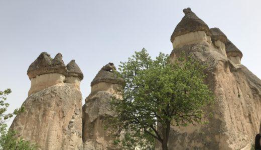 【旅行体験記】カッパドキア観光でおすすめのスポットを紹介する