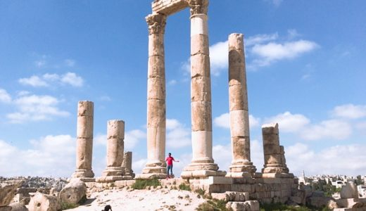 【旅行体験記】最高の国、ヨルダンの一人旅。オススメの観光スポット、費用、治安まで解説する。