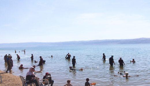 【旅行体験記】ヨルダンで死海、ネボ山、マダバを巡る日帰りツアーに参加してきた【最高の体験】