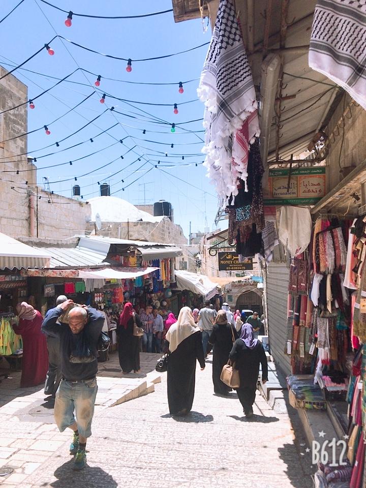 女子一人旅】神聖な街エルサレムを観光してみた。おすすめの
