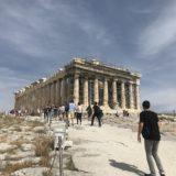 【女子一人旅】古代ギリシャ文明ゆかりの地、アテネを1日で効率よく観光してみた